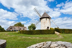 Moulin de Hauville.